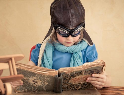 Book Week: Reading is My Secret Power