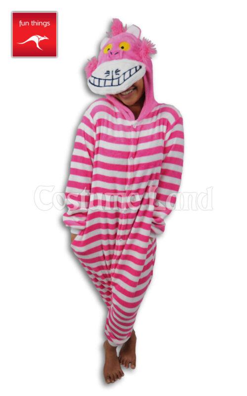 Onesie Cheshire Cat from Alice in Wonderland