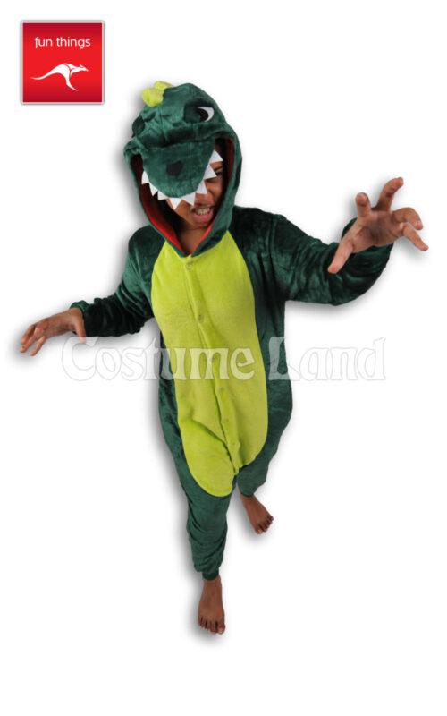 Onesie Dinosaur