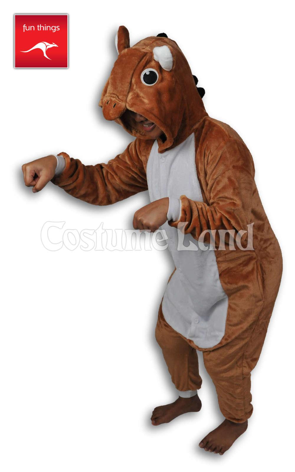 Onesie Brown Horse