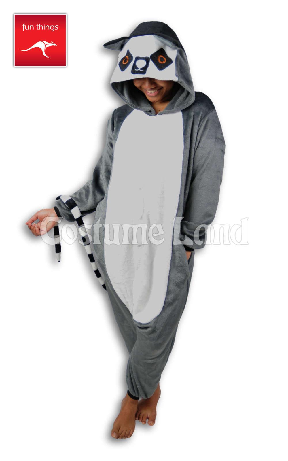 Onesie Lemur