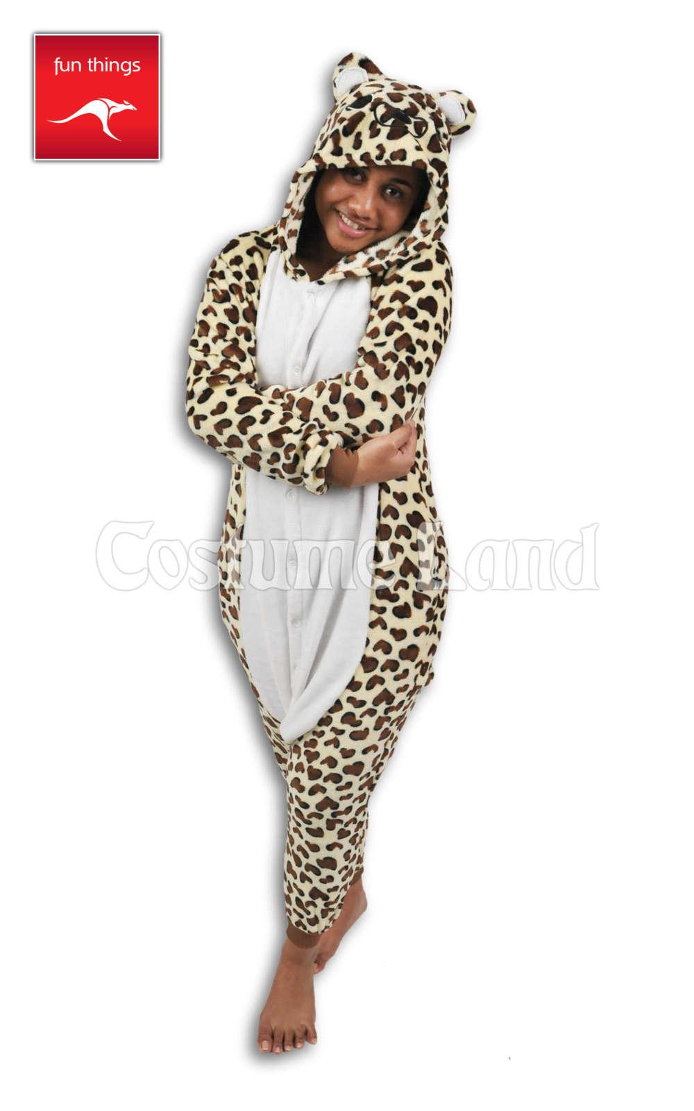 Onesie Leopard