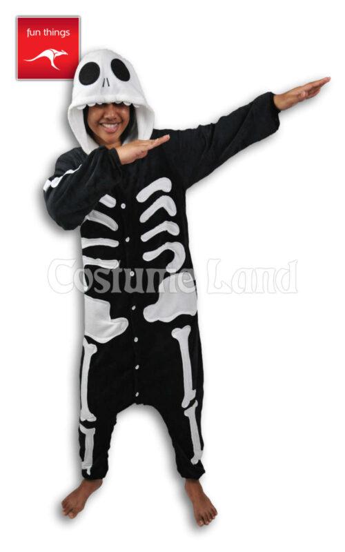 Onesie Skeleton