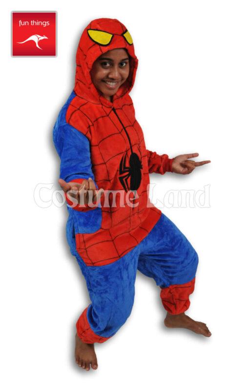 Onesie Spider-Man