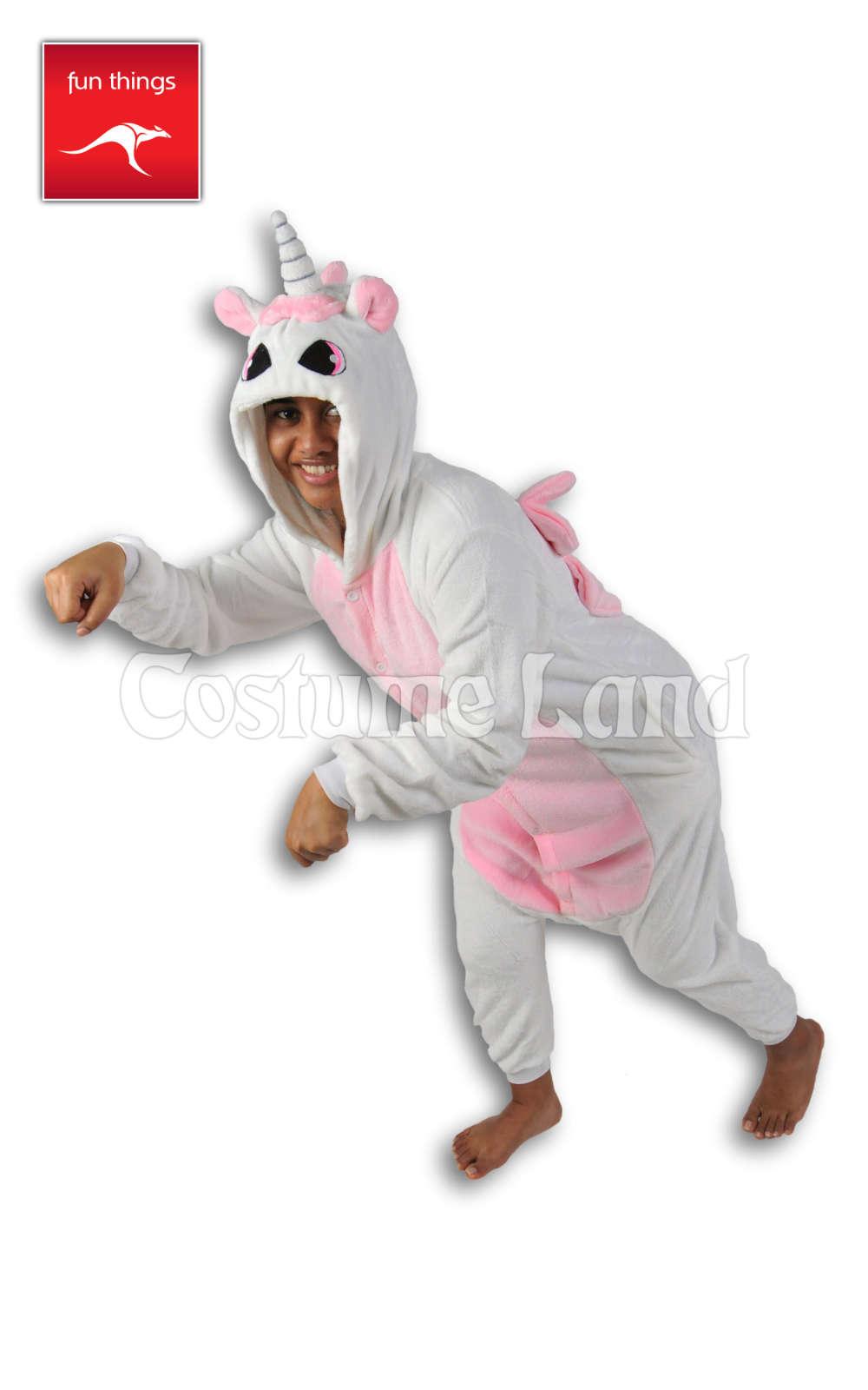 Onesie Pink Unicorn