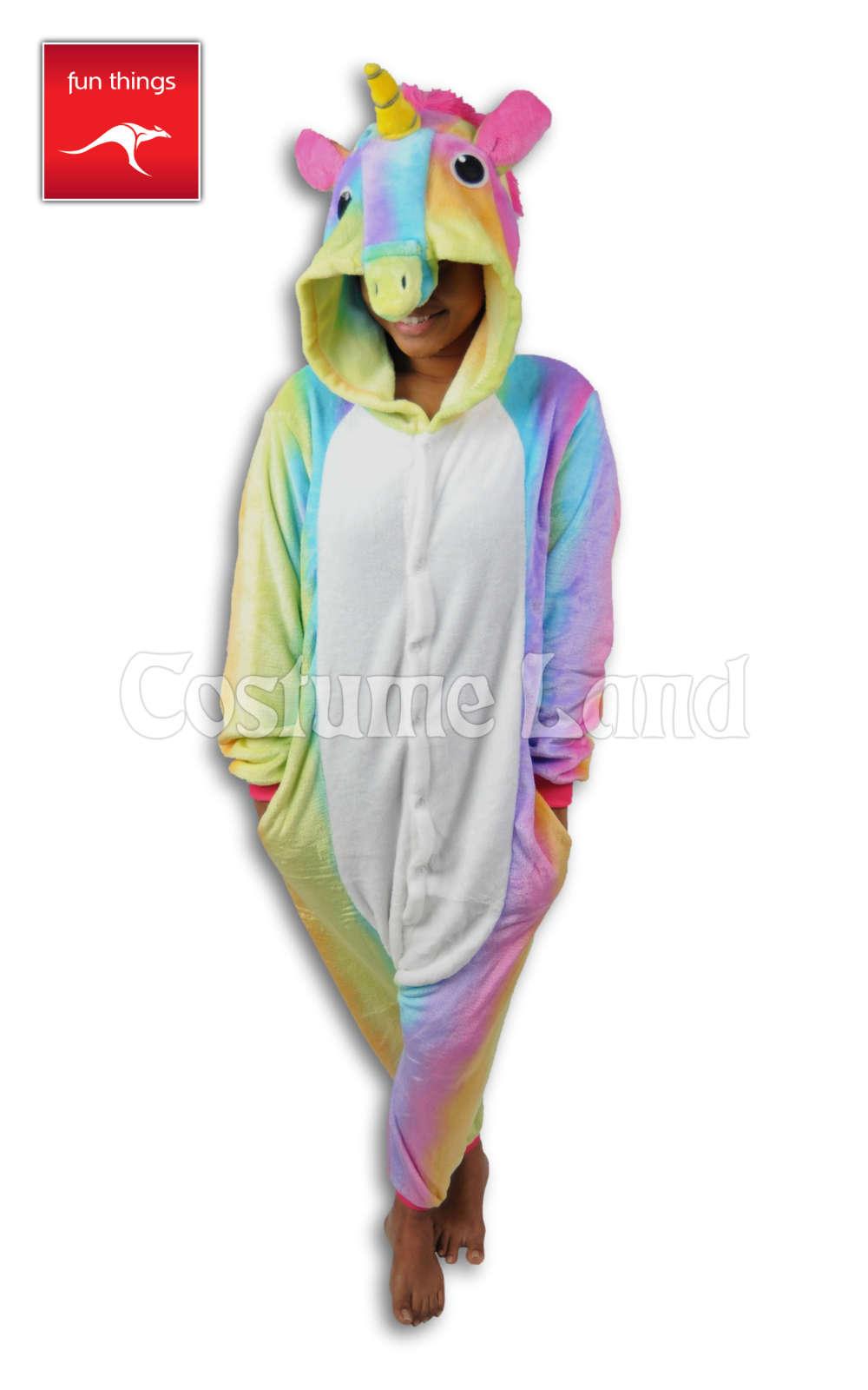 Onesie Rainbow Unicorn