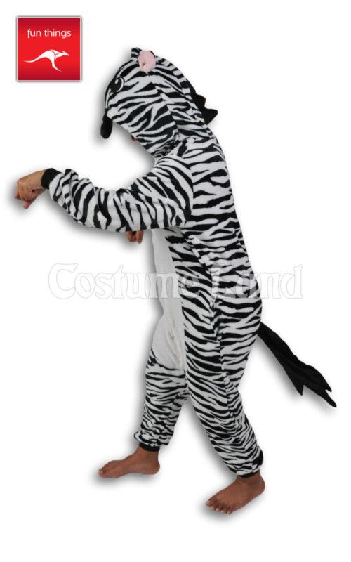 Onesie Marty Zebra